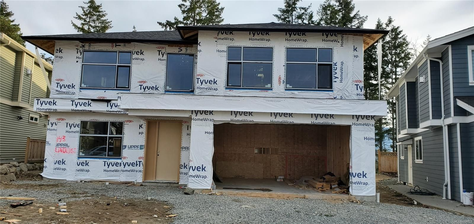 Main Photo: 143 Lindquist Rd in : Na North Nanaimo House for sale (Nanaimo)  : MLS®# 868827