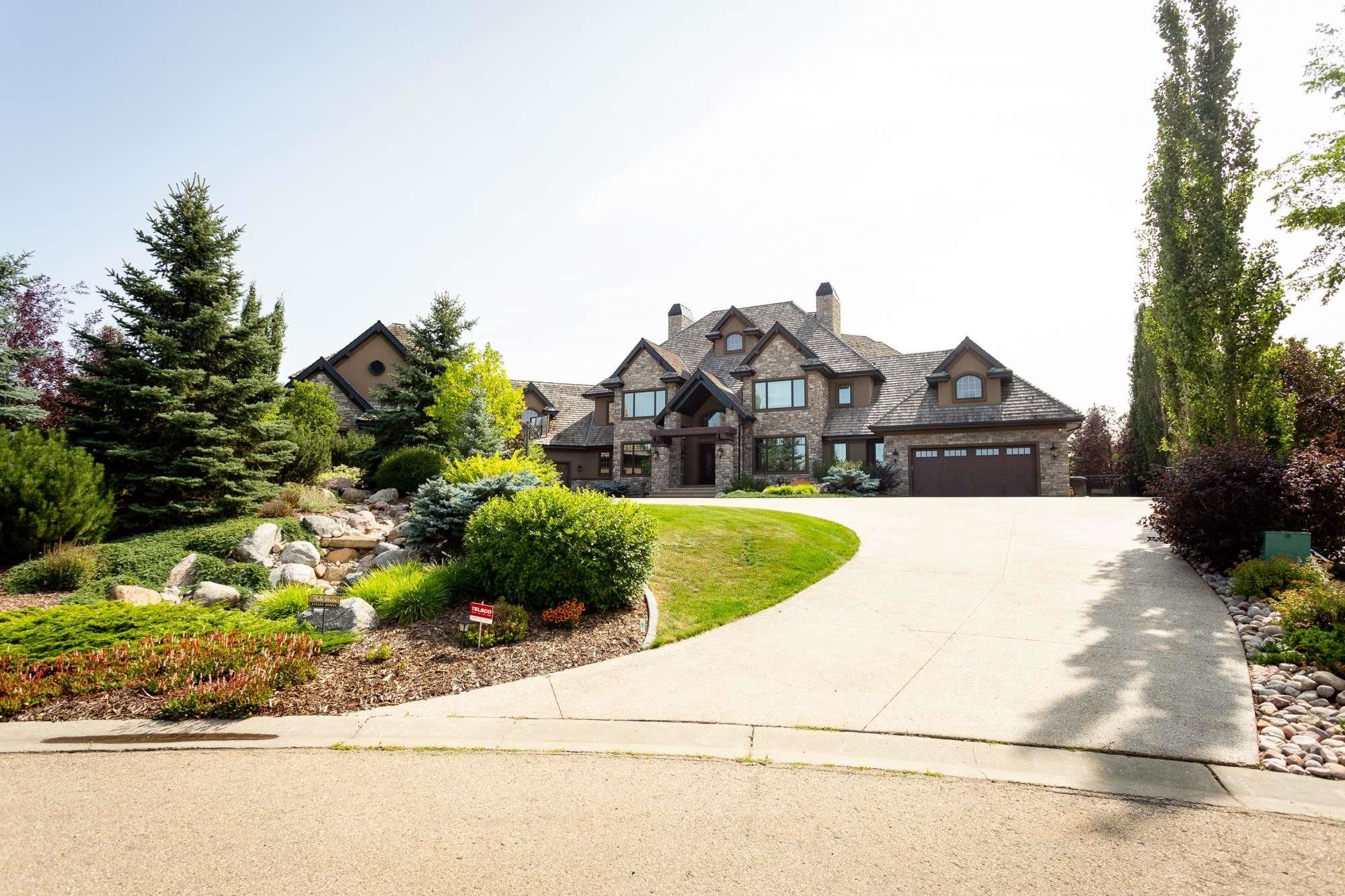 Main Photo: 101 Riverpointe Crescent: Rural Sturgeon County House for sale : MLS®# E4260694
