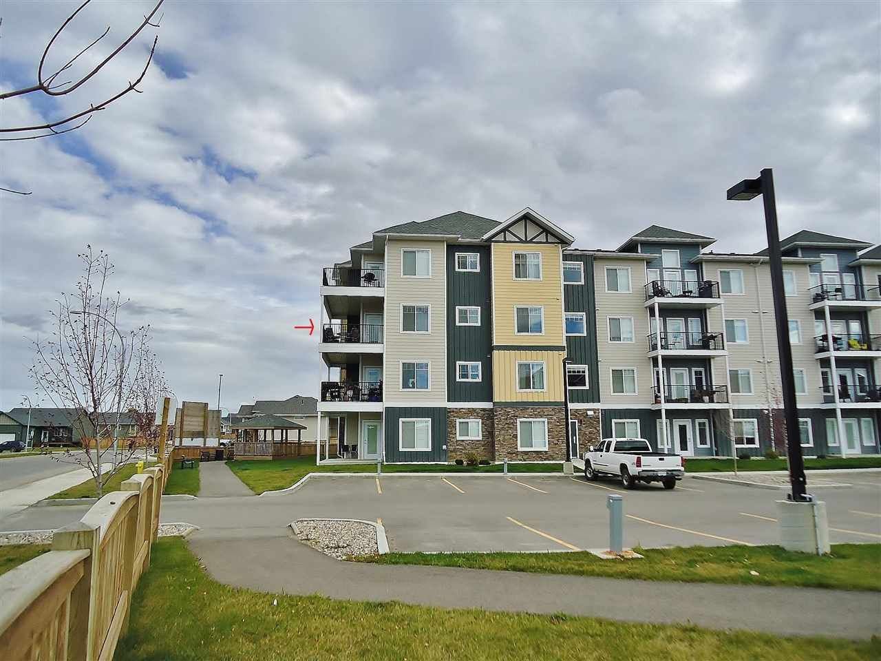Main Photo: 303 11203 105 AVENUE in : Fort St. John - City NW Condo for sale : MLS®# R2152198
