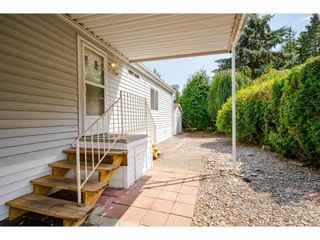 """Photo 24: 228 20071 24 Avenue in Langley: Brookswood Langley Manufactured Home for sale in """"Fernridge Park"""" : MLS®# R2600395"""