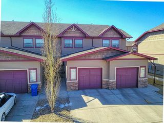 Main Photo: 20 45 Ironstone Drive: Red Deer Row/Townhouse for sale : MLS®# A1078581