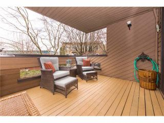 """Photo 2: 105 1575 BALSAM Street in Vancouver: Kitsilano Condo for sale in """"Balsam West"""" (Vancouver West)  : MLS®# V1108144"""