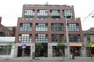Photo 1: 408 261 E King Street in Toronto: Moss Park Condo for lease (Toronto C08)  : MLS®# C3820425