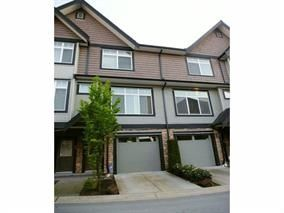"""Photo 1: 27 6299 144 Street in Surrey: Sullivan Station Townhouse for sale in """"Altura"""" : MLS®# R2023805"""