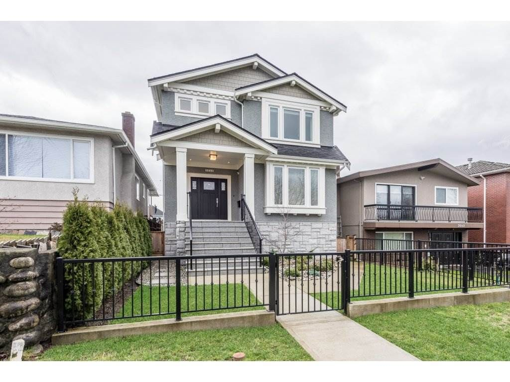 Main Photo: 2646 E 5TH Avenue in Vancouver: Renfrew VE House for sale (Vancouver East)  : MLS®# R2232613