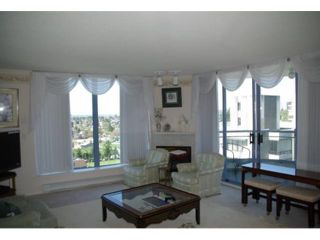 """Photo 4: 1506 739 PRINCESS Street in New Westminster: Uptown NW Condo for sale in """"THE BERKLEY"""" : MLS®# V825590"""