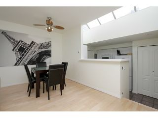 """Photo 8: 203 657 W 7TH Avenue in Vancouver: Fairview VW Townhouse for sale in """"THE IVY'S"""" (Vancouver West)  : MLS®# V1059646"""