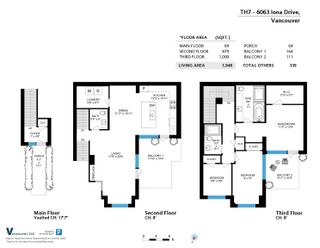 """Photo 40: 7 6063 IONA Drive in Vancouver: University VW Townhouse for sale in """"The Coast"""" (Vancouver West)  : MLS®# R2619174"""