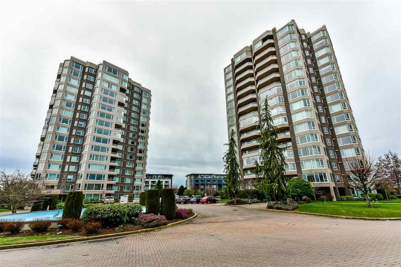 """Main Photo: 706 3150 GLADWIN Road in Abbotsford: Central Abbotsford Condo for sale in """"REGENCY PARK TOWER 1"""" : MLS®# R2490085"""