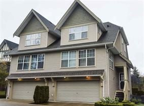 """Photo 1: 74 8089 209 Street in Langley: Willoughby Heights Townhouse for sale in """"Arborel Park"""" : MLS®# R2025871"""