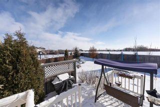 Photo 37: 23 Copperfield Bay in Winnipeg: Bridgwater Forest Residential for sale (1R)  : MLS®# 202102442