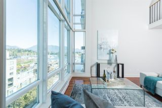 """Photo 2: 807 590 NICOLA Street in Vancouver: Coal Harbour Condo for sale in """"Cascina"""" (Vancouver West)  : MLS®# R2053139"""
