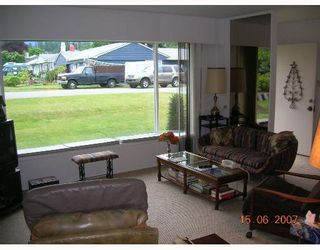 """Photo 3: 1351 COTTONWOOD in North_Vancouver: Norgate House for sale in """"NORGATE"""" (North Vancouver)  : MLS®# V653890"""