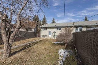 Photo 24: 14433 MCQUEEN ROAD in Edmonton: Zone 21 House Half Duplex for sale : MLS®# E4233965