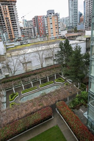 """Photo 16: B705 1331 HOMER Street in Vancouver: Yaletown Condo for sale in """"PACIFIC POINT"""" (Vancouver West)  : MLS®# V990433"""