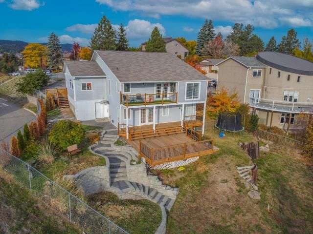 Main Photo: 405 MONARCH Court in Kamloops: Sahali House for sale : MLS®# 164542