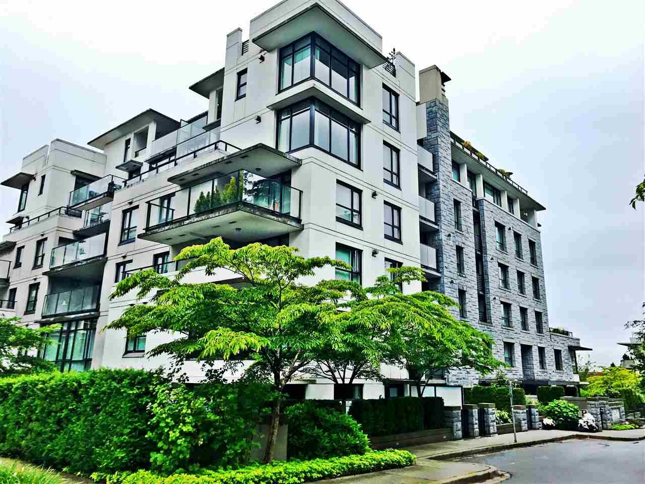 """Main Photo: 405 6018 IONA Drive in Vancouver: University VW Condo for sale in """"Argyll House West"""" (Vancouver West)  : MLS®# R2178903"""