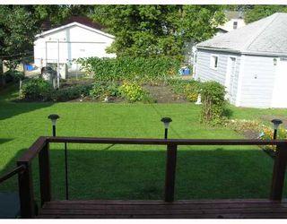 Photo 8: 645 CAMBRIDGE Street in WINNIPEG: River Heights / Tuxedo / Linden Woods Residential for sale (South Winnipeg)  : MLS®# 2920813