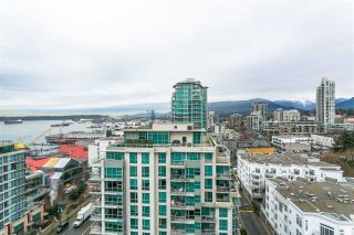 "Photo 15: 1707 188 E ESPLANADE in North Vancouver: Lower Lonsdale Condo for sale in ""Esplanade at the Pier"" : MLS®# R2337400"