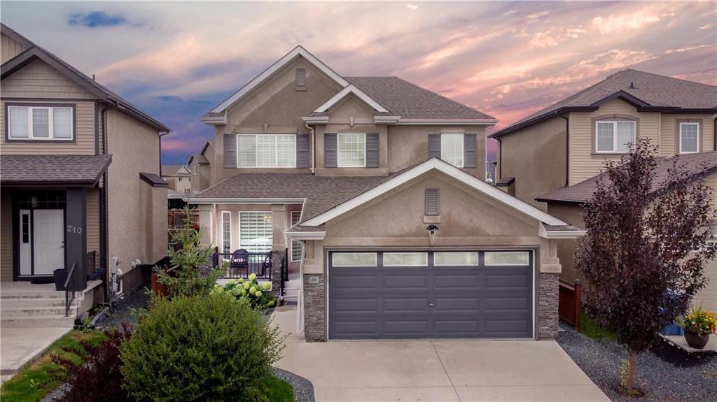 Main Photo: 206 Moonbeam Way in Winnipeg: Sage Creek Residential for sale (2K)  : MLS®# 202121078