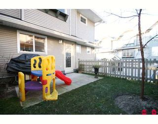 """Photo 6: 35 6651 203RD Street in Langley: Willoughby Heights Townhouse for sale in """"SUNSCAPE"""" : MLS®# F2833451"""