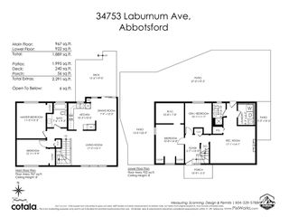 Photo 35: 34753 LABURNUM Avenue in Abbotsford: Abbotsford East House for sale : MLS®# R2561759