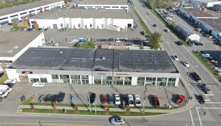 Photo 1: 5 19585 56 Avenue in Surrey: Cloverdale BC Industrial for lease (Cloverdale)  : MLS®# C8036957