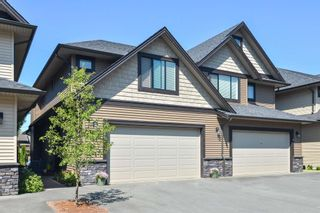 Photo 1: 9 7411 MORROW Road: Agassiz Townhouse for sale : MLS®# R2605679
