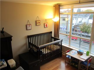 Photo 8: 323 2268 West Broadway in Vancouver: Kitsilano Condo for sale (Vancouver West)  : MLS®# V992681