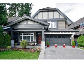 "Photo 1: 15455 36 Avenue in Surrey: Morgan Creek House for sale in ""Rosemary Heights"" (South Surrey White Rock)  : MLS®# F1423566"