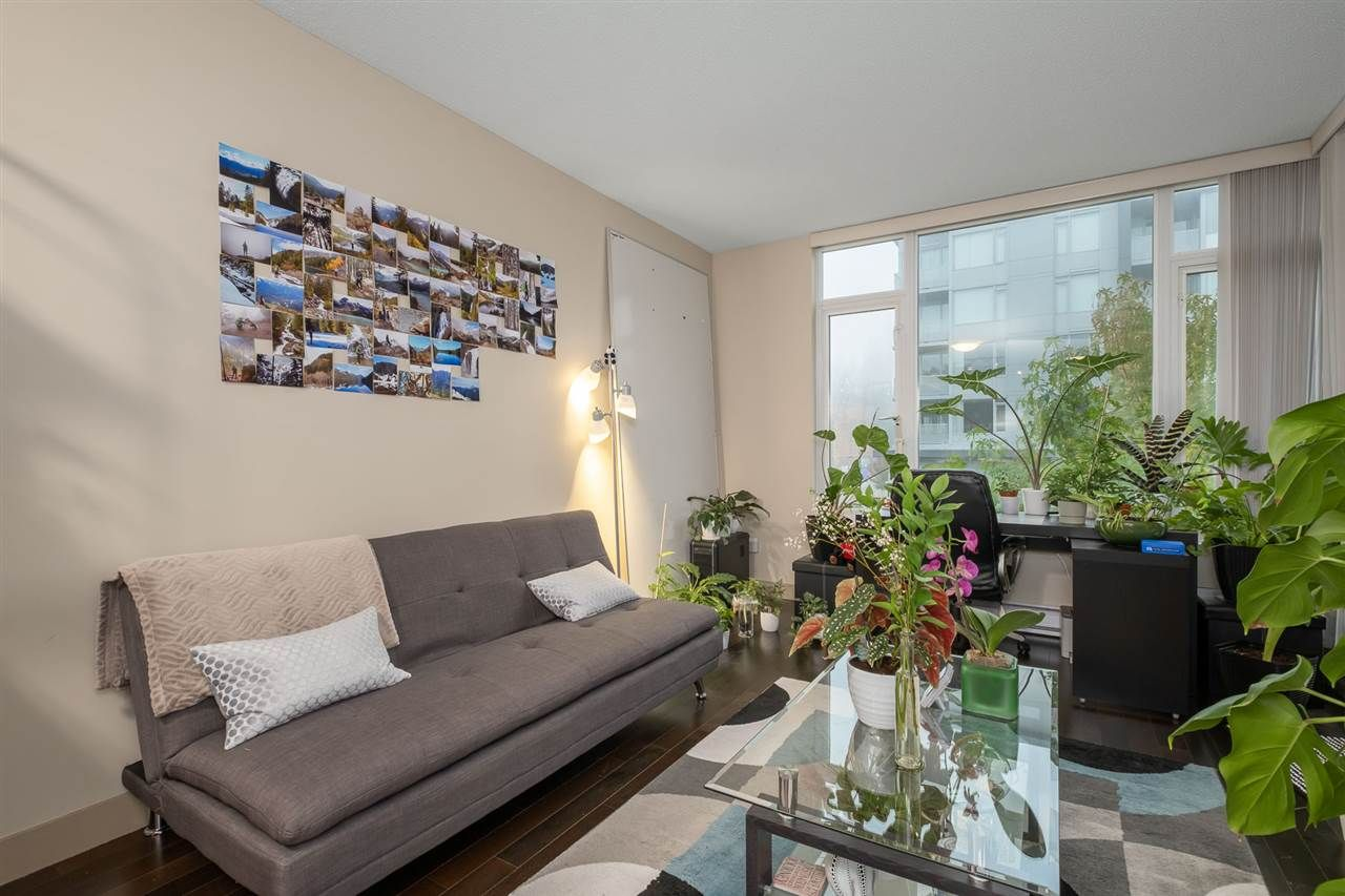 """Photo 2: Photos: 512 9009 CORNERSTONE Mews in Burnaby: Simon Fraser Univer. Condo for sale in """"THE HUB"""" (Burnaby North)  : MLS®# R2507886"""