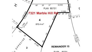 """Photo 1: 7321 MARBLE HILL Road in Chilliwack: Eastern Hillsides Land for sale in """"MARBLE HILL"""" : MLS®# R2603688"""
