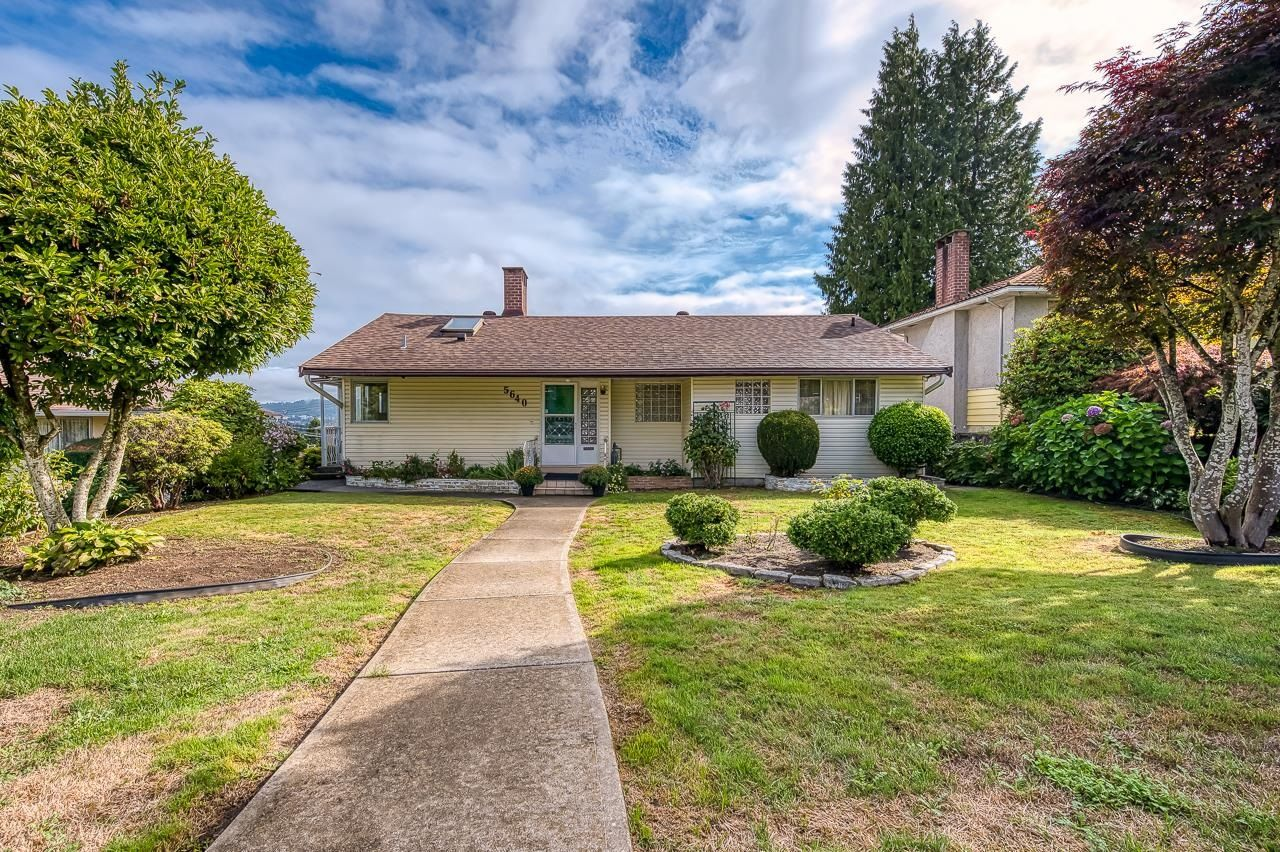 Main Photo: 5640 SARDIS Crescent in Burnaby: Forest Glen BS House for sale (Burnaby South)  : MLS®# R2617582