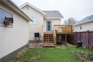 Photo 18: 273 George Marshall Way in Winnipeg: Canterbury Park Residential for sale (3M)  : MLS®# 1812800