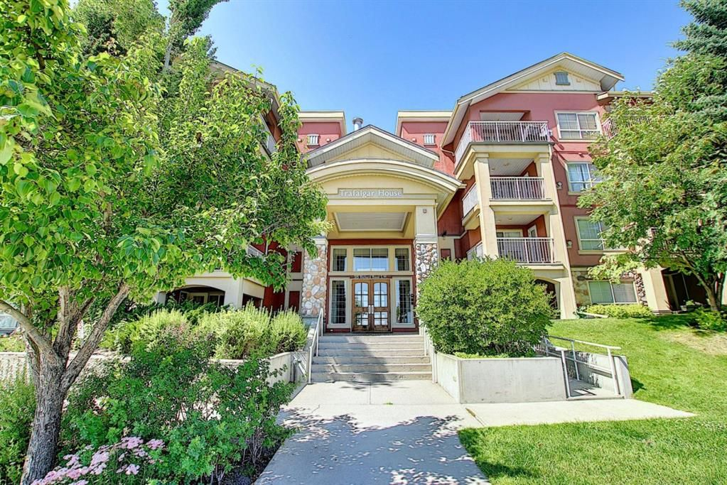 Main Photo: 229 22 Richard Place SW in Calgary: Lincoln Park Apartment for sale : MLS®# A1063998