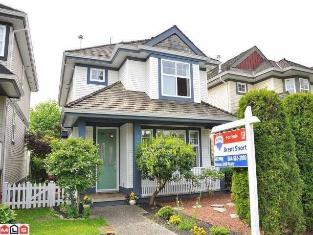 """Main Photo: 14872 58TH Avenue in Surrey: Sullivan Station House for sale in """"Panorama Village"""" : MLS®# F1225899"""