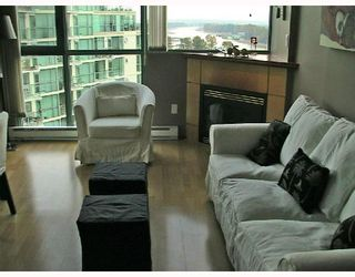 """Photo 8: 1201 2733 CHANDLERY Place in Vancouver: Fraserview VE Condo for sale in """"RIVER DANCE"""" (Vancouver East)  : MLS®# V673302"""