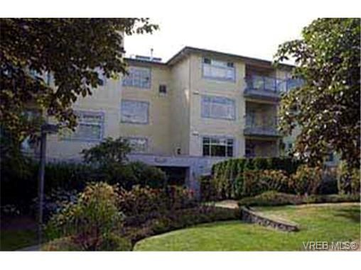 Main Photo: 107 951 Topaz Ave in VICTORIA: Vi Hillside Condo for sale (Victoria)  : MLS®# 312325