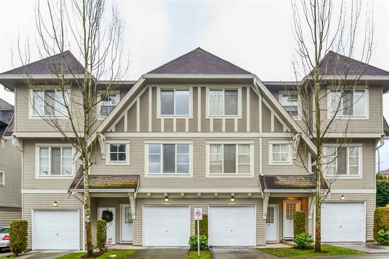 """Main Photo: 39 15175 62A Avenue in Surrey: Sullivan Station Townhouse for sale in """"BROOKSLANDS"""" : MLS®# R2430637"""