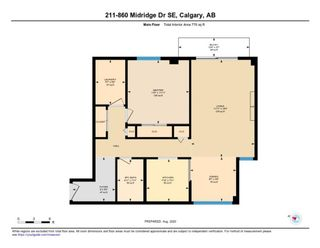 Photo 20: 211 860 MIDRIDGE Drive SE in Calgary: Midnapore Apartment for sale : MLS®# A1025315