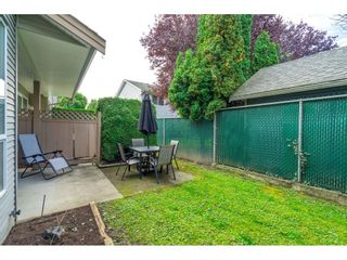 """Photo 31: 104 46451 MAPLE Avenue in Chilliwack: Chilliwack E Young-Yale Townhouse for sale in """"The Fairlane"""" : MLS®# R2623368"""