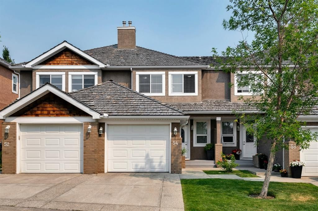 Main Photo: 54 Royal Manor NW in Calgary: Royal Oak Row/Townhouse for sale : MLS®# A1130297