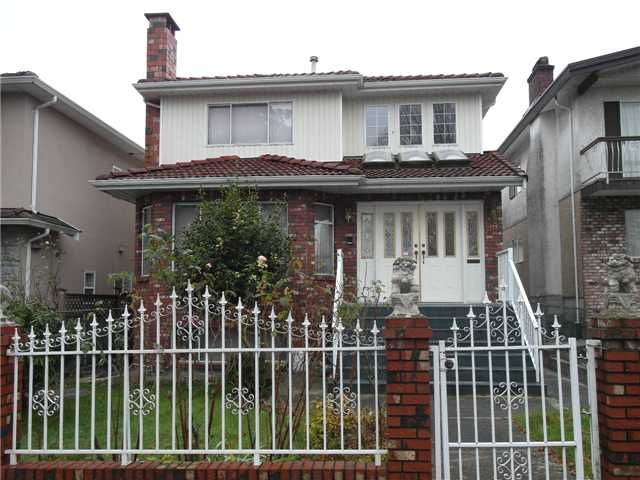 """Main Photo: 1168 E 33RD Avenue in Vancouver: Knight House for sale in """"KNIGHT"""" (Vancouver East)  : MLS®# V922236"""