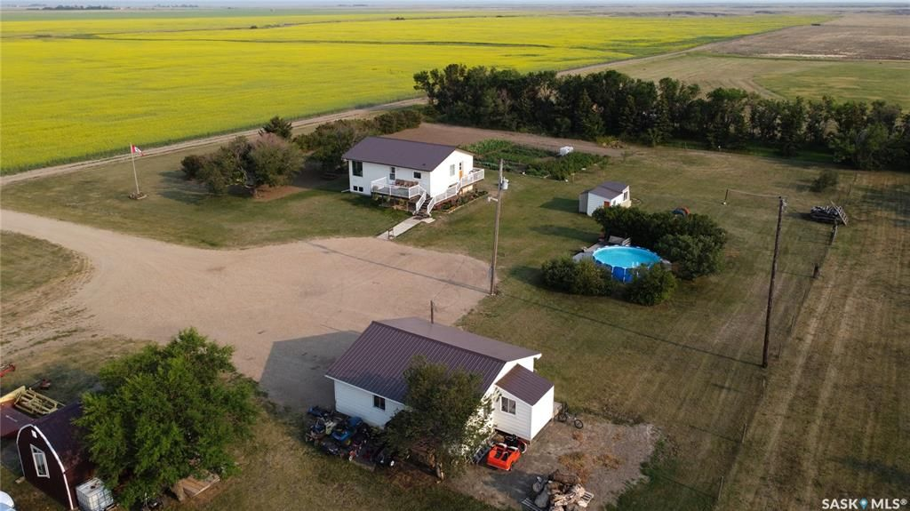 Main Photo: Stein Acreage in Caledonia: Residential for sale (Caledonia Rm No. 99)  : MLS®# SK865327