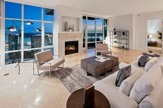 Photo 7: DOWNTOWN Condo for sale : 3 bedrooms : 550 Front St #2801 in San Diego