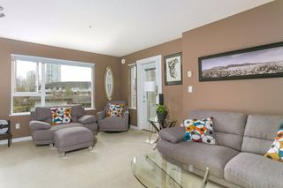 """Photo 5: 314 4723 DAWSON Street in Burnaby: Brentwood Park Condo for sale in """"COLLAGE BY POLYGON"""" (Burnaby North)  : MLS®# R2149992"""
