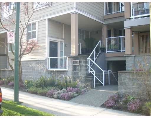 """Main Photo: 105 933 W 8TH Avenue in Vancouver: Fairview VW Condo for sale in """"SOUTH PORT"""" (Vancouver West)  : MLS®# V702764"""
