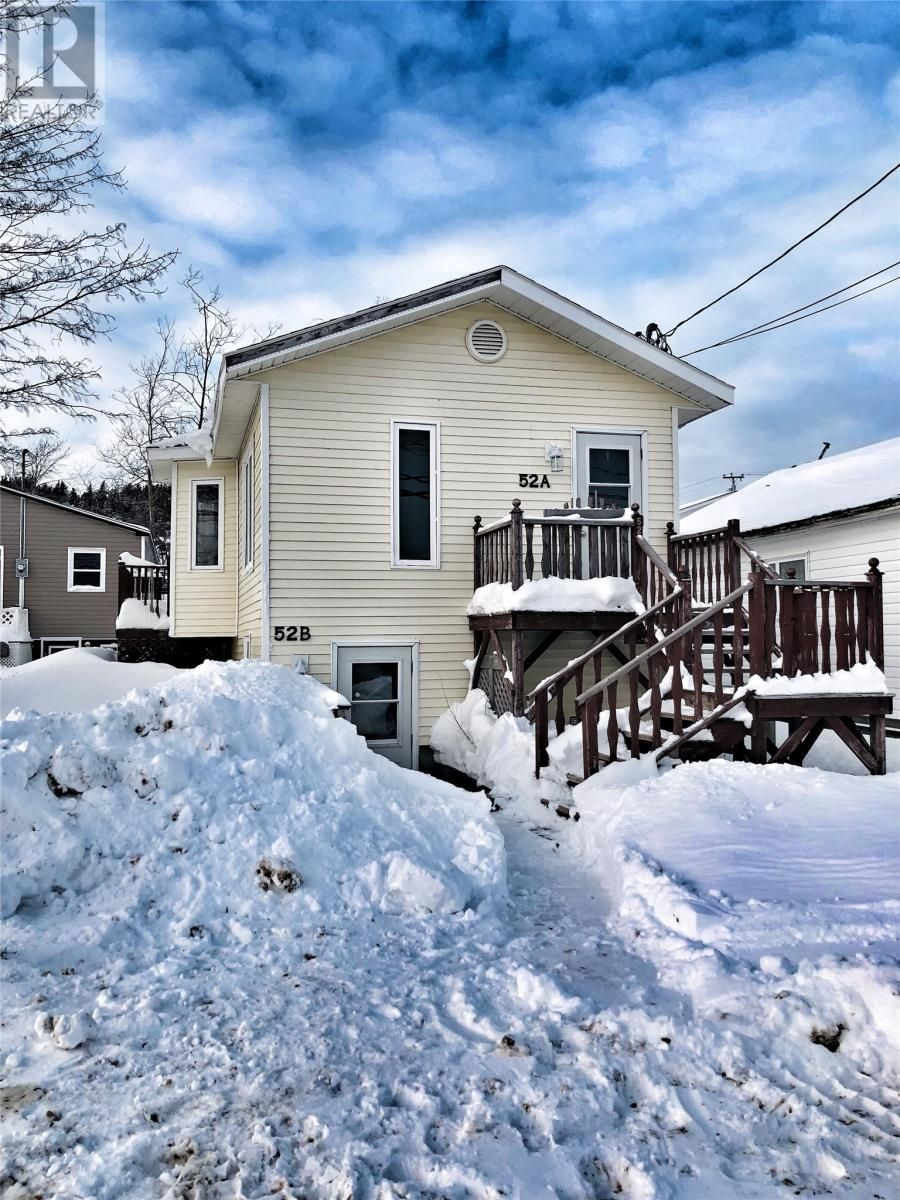 Main Photo: 52 Main Street in Lewisporte: House for sale : MLS®# 1225488