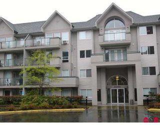 "Photo 1: 306 33728 KING Road in Abbotsford: Poplar Condo for sale in ""COLLEGE PARK"" : MLS®# F2719060"