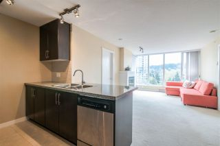 """Main Photo: 1609 660 NOOTKA Way in Port Moody: Port Moody Centre Condo for sale in """"Nahanni"""" : MLS®# R2550762"""